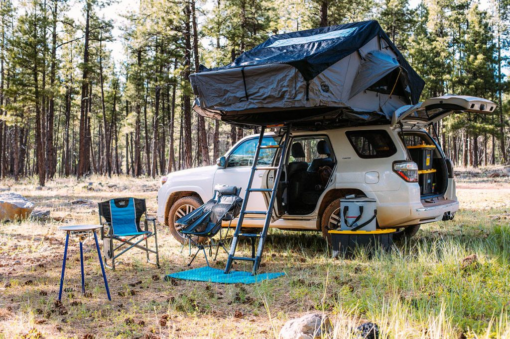 Camping and Overlanding Gear We Invested in First
