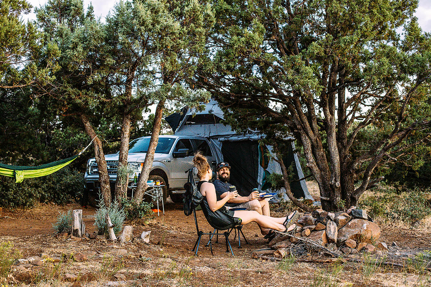 The Very Basics You Need for Camping
